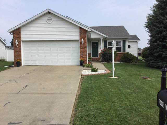 1403 Kweit Lane, Greenville, IL 62246 (#21056590) :: The Becky O'Neill Power Home Selling Team