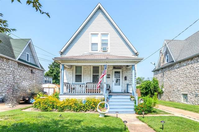 3203 Walter Avenue, St Louis, MO 63143 (#21056765) :: Parson Realty Group
