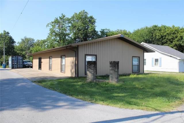 716 W Church Street, BENTON, IL 62812 (#21056827) :: Jenna Davis Homes LLC