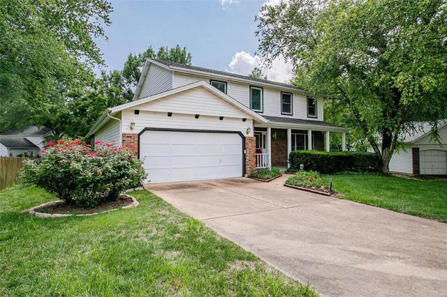 1728 Rosslare Court, Ballwin, MO 63021 (#21056977) :: Parson Realty Group