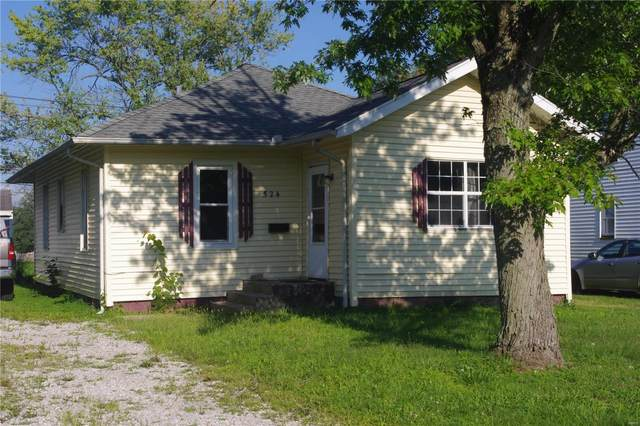 524 N Marion Avenue, Salem, IL 62881 (#21057028) :: The Becky O'Neill Power Home Selling Team