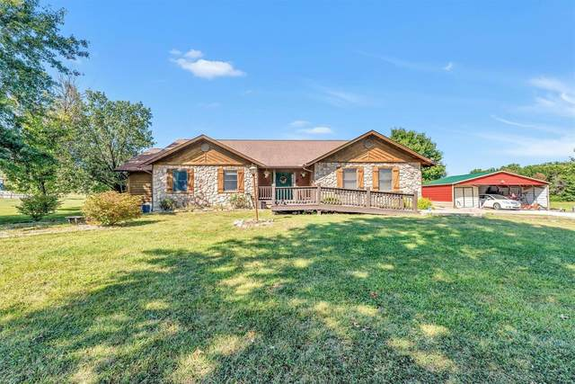 1251 E Highway U, Moscow Mills, MO 63362 (#21057053) :: Parson Realty Group