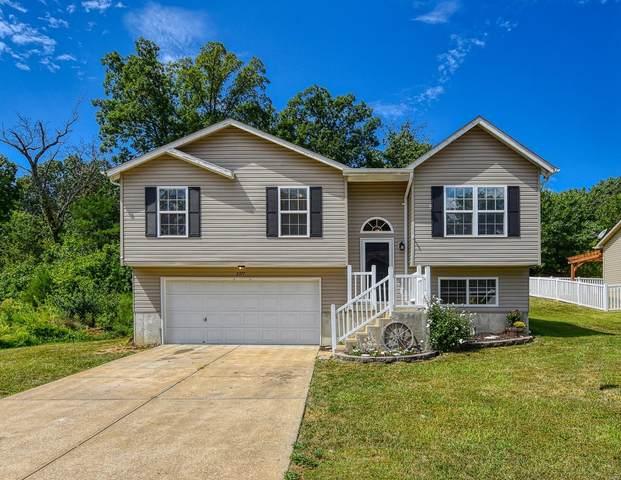 2377 Arkansas Drive, High Ridge, MO 63049 (#21057163) :: Hartmann Realtors Inc.