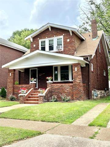 5911 Marwinette Avenue, St Louis, MO 63116 (#21057186) :: Parson Realty Group