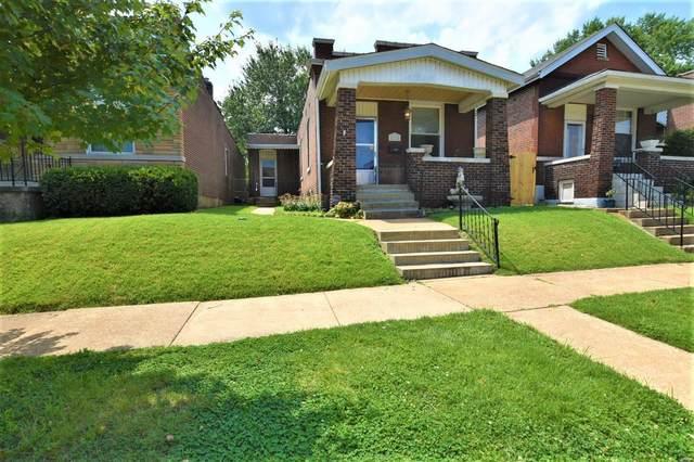 5218 Botanical Avenue, St Louis, MO 63110 (#21057205) :: Elevate Realty LLC