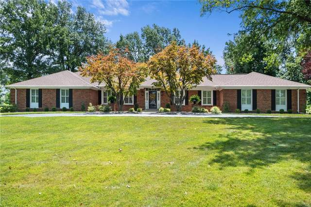 113 Chippenham Lane, Chesterfield, MO 63005 (#21057218) :: Parson Realty Group