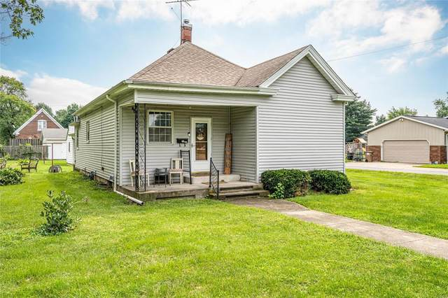 709 S Macoupin, GILLESPIE, IL 62033 (#21057289) :: Clarity Street Realty