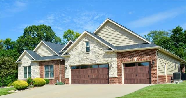 3837 N Arbor Lake, Edwardsville, IL 62025 (#21057355) :: Parson Realty Group