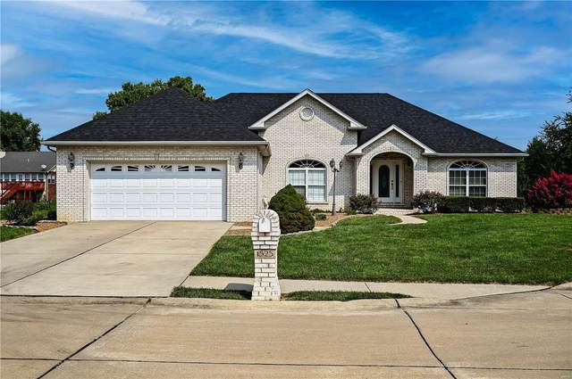 1525 Chesterfield Ct, Swansea, IL 62226 (#21057361) :: Parson Realty Group
