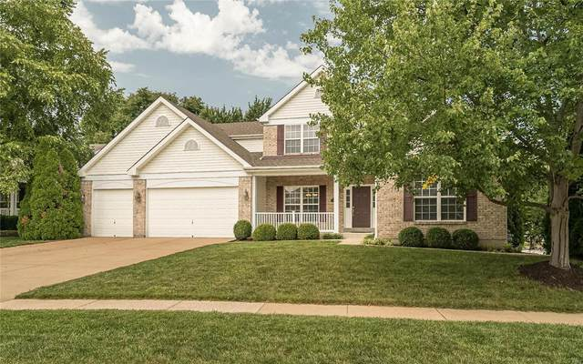 10223 Hartshill, St Louis, MO 63128 (#21057364) :: Parson Realty Group