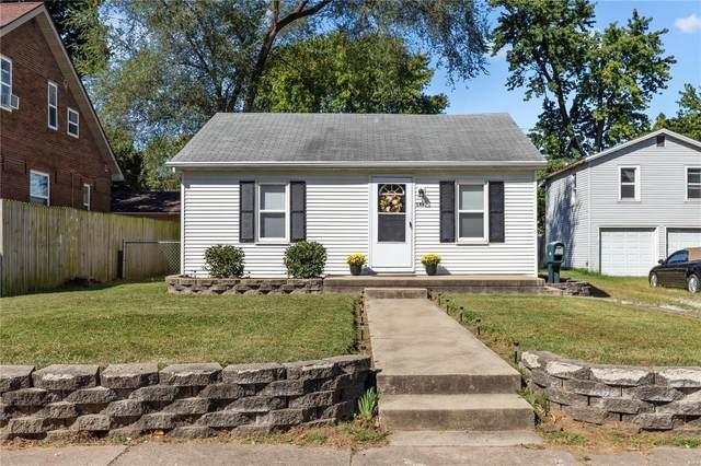 146 10th Street, Wood River, IL 62095 (#21057370) :: Century 21 Advantage