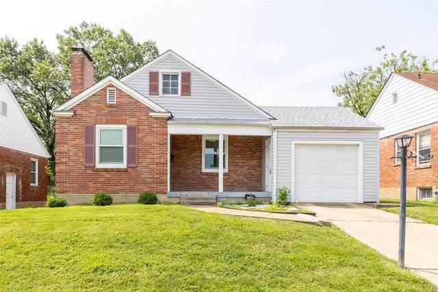 6766 Aliceton Avenue, St Louis, MO 63123 (#21057377) :: Parson Realty Group