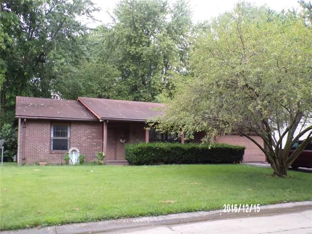 601 Saint John Drive, Belleville, IL 62221 (#21057407) :: Parson Realty Group
