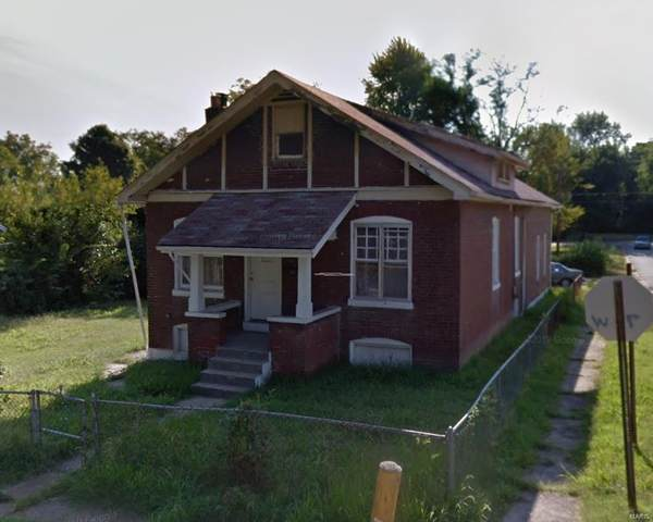 2202 Oakdale Avenue, St Louis, MO 63121 (#21057426) :: Parson Realty Group