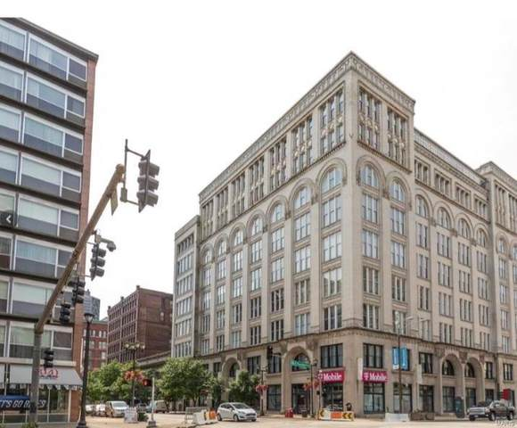 1136 Washington Avenue #212, St Louis, MO 63101 (#21057449) :: Delhougne Realty Group