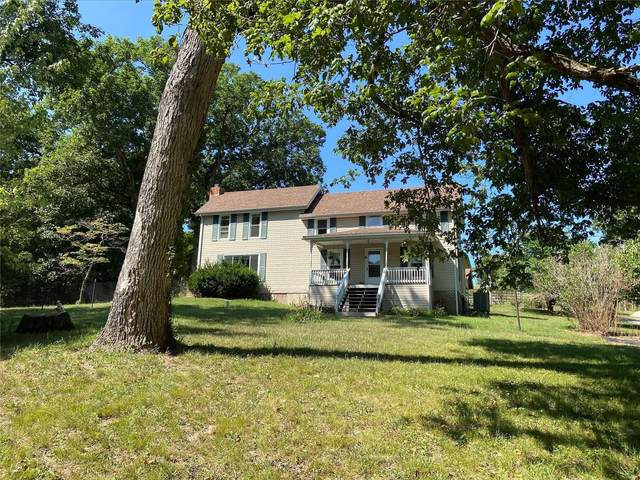 14660 County Road 8160, Rolla, MO 65401 (#21057519) :: Walker Real Estate Team