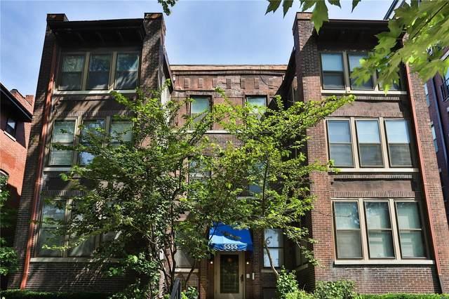 5555 Pershing Avenue 3E, St Louis, MO 63112 (#21057529) :: Palmer House Realty LLC
