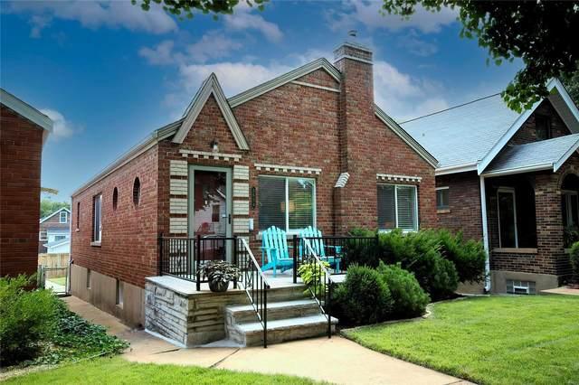 5634 Murdoch Avenue, St Louis, MO 63109 (#21057547) :: Delhougne Realty Group