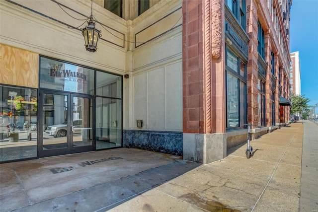 1520 Washington Avenue #209, St Louis, MO 63103 (#21057550) :: Clarity Street Realty