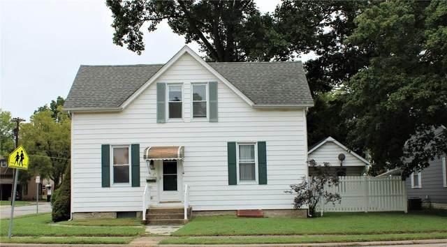 112 W Apple Street, Freeburg, IL 62243 (#21057578) :: Parson Realty Group