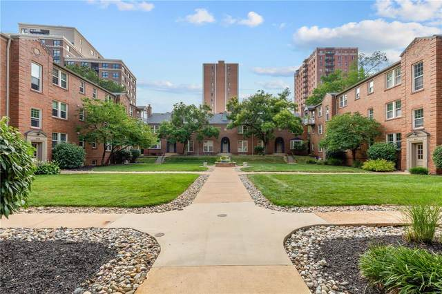 829 Westwood 2W, St Louis, MO 63105 (#21057587) :: Clarity Street Realty