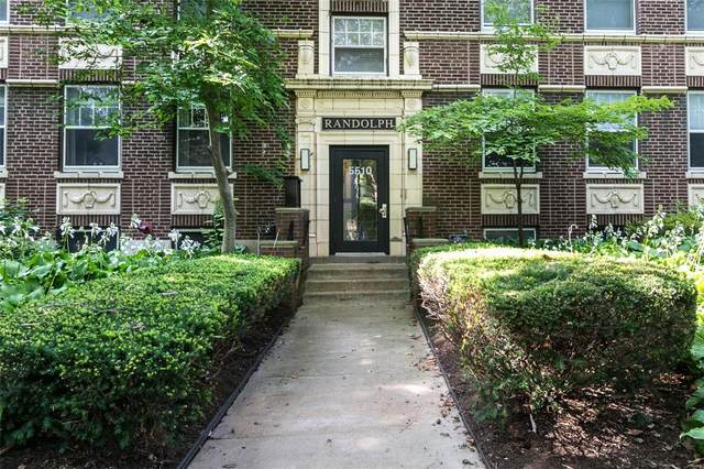 5510 Waterman Boulevard #501, St Louis, MO 63112 (#21057645) :: Hartmann Realtors Inc.