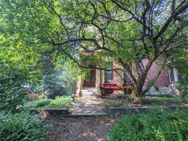 2317 Park Avenue, St Louis, MO 63104 (#21057669) :: The Becky O'Neill Power Home Selling Team