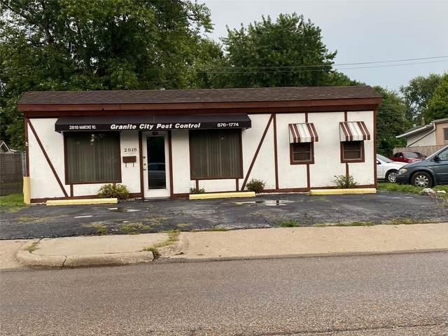 2818 Nameoki Road, Granite City, IL 62040 (#21057672) :: Friend Real Estate