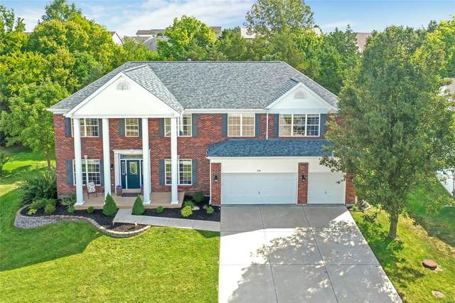 220 Tanner Drive, Wentzville, MO 63385 (#21057693) :: Clarity Street Realty