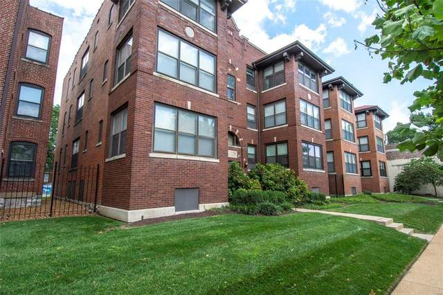 5625 Pershing Avenue #33, St Louis, MO 63112 (#21057757) :: Matt Smith Real Estate Group