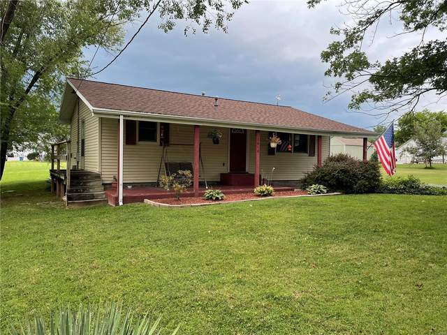 1006 W 9th Street, Johnston City, IL 62951 (#21057792) :: Parson Realty Group