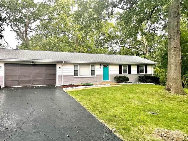 6 Bluebird Lane, Fenton, MO 63026 (#21057888) :: The Becky O'Neill Power Home Selling Team
