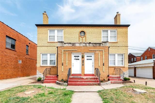 6420 Hampton Avenue, St Louis, MO 63109 (#21057941) :: Jenna Davis Homes LLC