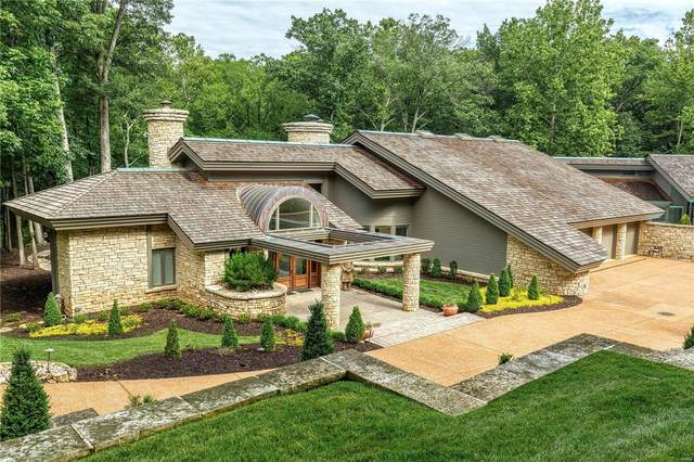 3 Serendipity Circle, Town and Country, MO 63131 (#21057951) :: Peter Lu Team