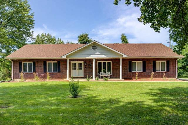 12941 Spanish Pond, St Louis, MO 63138 (#21057958) :: Parson Realty Group