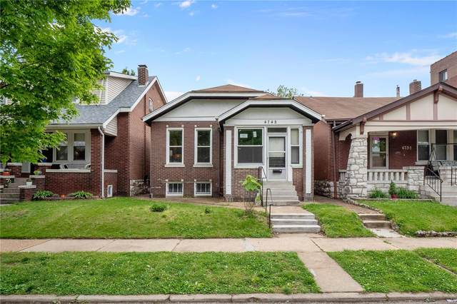 4748 Bonita Avenue, St Louis, MO 63116 (#21058115) :: Parson Realty Group