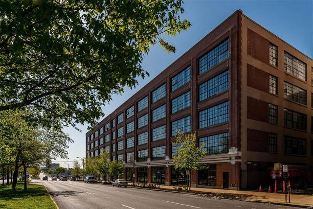 4100 Forest Park Avenue #212, St Louis, MO 63108 (#21058127) :: Palmer House Realty LLC