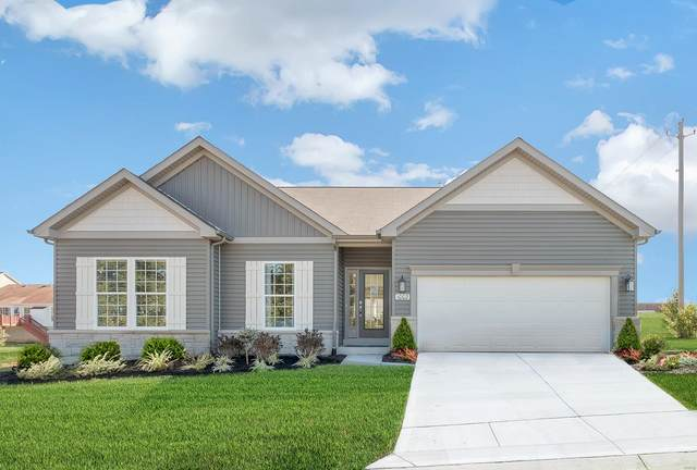 120 Creek Hollow Way, Moscow Mills, MO 63362 (#21058144) :: St. Louis Finest Homes Realty Group