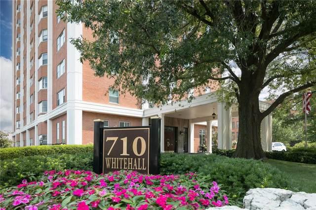710 S Hanley 21C, Clayton, MO 63105 (#21058162) :: Friend Real Estate