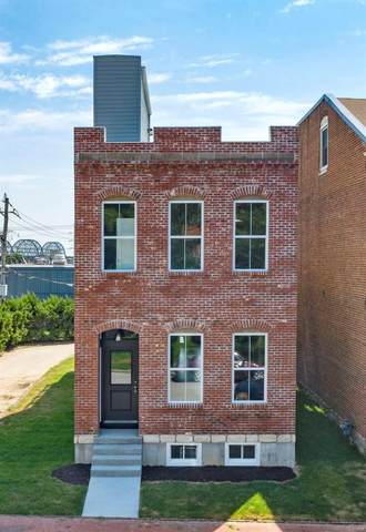 1212 S 9th Street, St Louis, MO 63104 (#21058170) :: Delhougne Realty Group