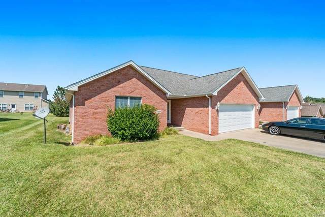 2822 Lynwood Hills Dr, Cape Girardeau, MO 63701 (#21058227) :: Parson Realty Group