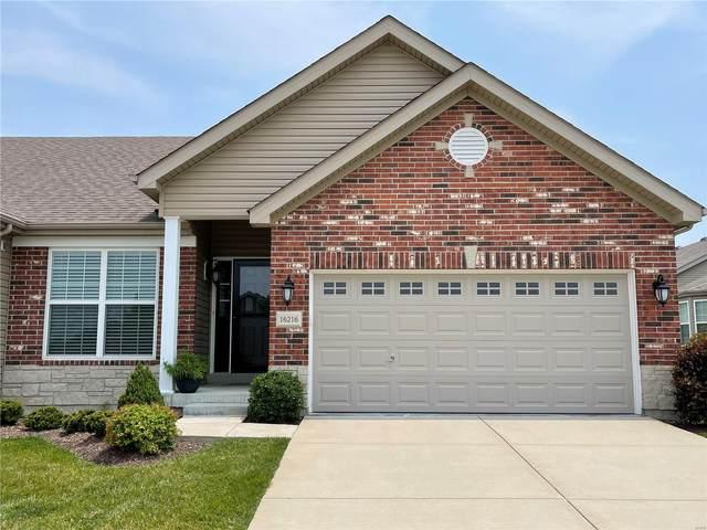 16216 Amber Vista Drive, Ellisville, MO 63021 (#21058235) :: Mid Rivers Homes