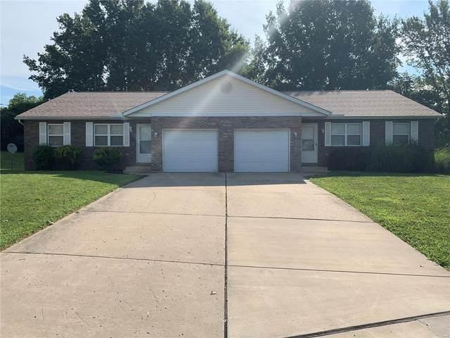 700 Brittany Court, Waterloo, IL 62298 (#21058274) :: Jenna Davis Homes LLC