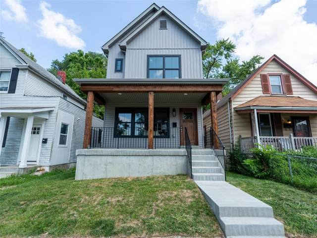 4327 Connecticut Street, St Louis, MO 63116 (#21058362) :: Parson Realty Group