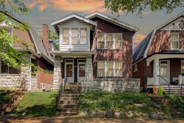 5009 Murdoch Avenue A, St Louis, MO 63109 (#21058363) :: Clarity Street Realty