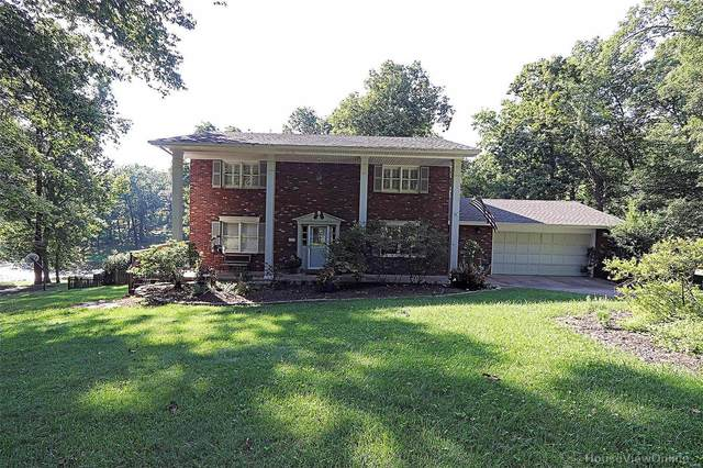 3237 Lakewood Dr, Cape Girardeau, MO 63701 (#21058529) :: Parson Realty Group