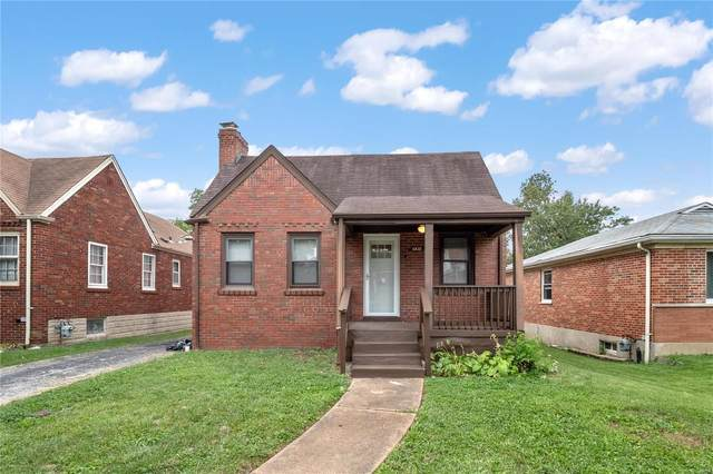 6822 Roberts Avenue, St Louis, MO 63130 (#21058603) :: The Becky O'Neill Power Home Selling Team
