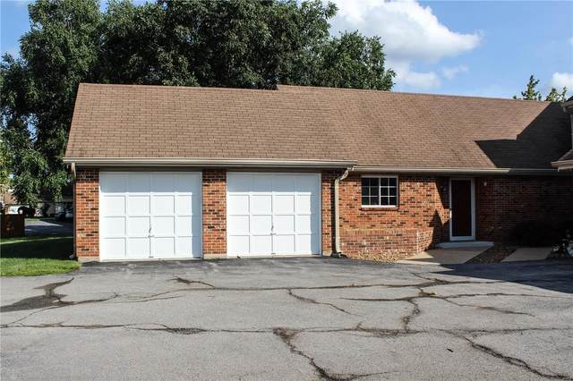 3606 Candlewyck Club Drive H, Florissant, MO 63034 (#21058604) :: Parson Realty Group