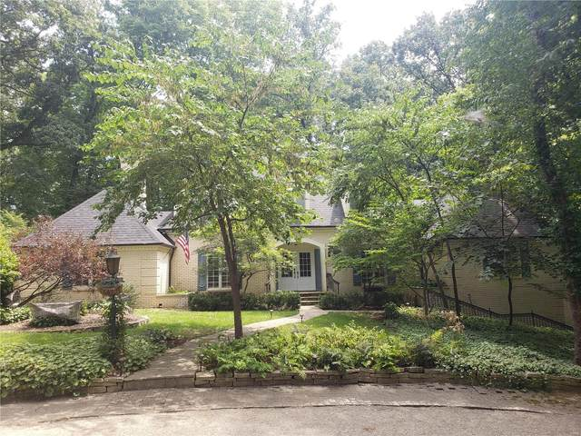 4 Steinmeyer Woods, Edwardsville, IL 62025 (#21058637) :: Parson Realty Group