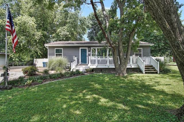 110 3rd St, Collinsville, IL 62234 (#21058642) :: The Becky O'Neill Power Home Selling Team